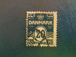 Danemark 1912 N°67 Oblitéré
