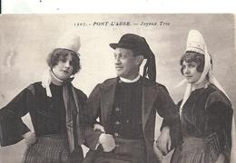 FINISTERE - 29 - PONT L'ABBE - Joyeux Trio - Pont L'Abbe