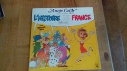 82/ ANNIE CORDY CHANTE ET RACONTE L HISTOIRE DE FRANCE POUR RIRE - Altri