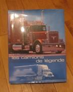 Livre L'atlas Des Camions De Légende Poids Lourds Camions Américians - Auto