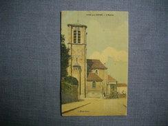 IVRY SUR SEINE  -  94  -  L'Eglise  -  VAL DE MARNE - Ivry Sur Seine