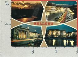 CARTOLINA VG ITALIA - BELLUNO - Panorama - Vedutine - 10 X 15 - ANN. 1975 - Belluno