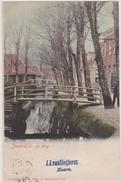 Zaandijk - De Weg - 1901 - Zaanstreek
