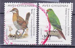 CHILI - 2001 - Mi.nr.2005 & 2006 - USED - ° - Chili