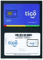 CONGO (KINSHASA) - Mint/Unused SIM Chip Phonecard - Congo