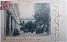 Brescia - Interno Del Collegio Delle Orsoline - Brescia