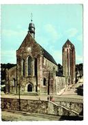 14402 CPM   MORTAIN  : Collégilae Saint Evroult , Carte Photo - Autres Communes