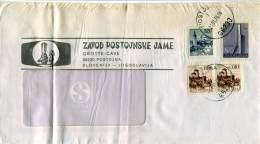 JUGOSLAVIJA  1976  Cover Zavod Postojnske Jame - 1945-1992 Repubblica Socialista Federale Di Jugoslavia