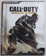 Call Of Duty Advanced Warfare Guide De Jeu Officiel 2014 PS3 PS4 XBOX 360 Neuf Sous Blister - Littérature
