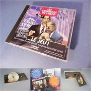 *LES GUIGNOLS DE L´INFO CANAL + JEUX CD ROM VERSION MAC 1995 - Vidéo Télévision Telévision Poivre D'Arvor - PC-Games