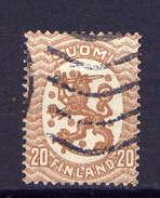 Finnland Nr.75 B         O  Used       (470) - Usados