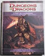 Livre Dungeons Et Dragons L'art De La Guerre Jeu De Rôle Neuf Donjons Et Dragons - Littérature