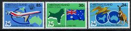 1983 - CHRISTMAS ISLAND - Catg.. Mi. 177/179 - NH - (I-SRA3207.10) - Christmas Island