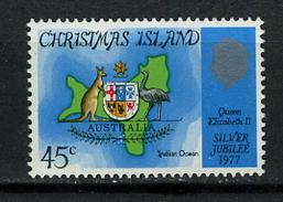 1977 - CHRISTMAS ISLAND - Catg.. Mi. 85 - NH - (I-SRA3207.10) - Christmas Island