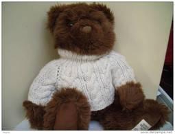 GIORGIO BEVERLY HILLS 20th ANNIVERSARY COLLECTORS BEAR  LIRE§§§ - Perfumed Bears