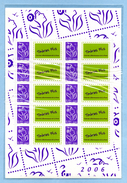2006  TIMBRES PLUS - Mint/Hinged