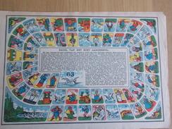Affiche Poster Chromo Druk 1 Pagina - Spel - Ganzenspel - - Jeux De Société