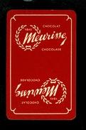 Speelkaart ( 0371 ) 1 Losse Kaart - Publicité  Reclame  Chocolade  Chocolat  MEURISSE - Cartes à Jouer Classiques