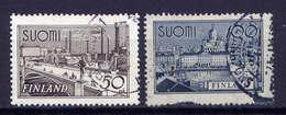 Finnland Nr.259/60        O  Used       (517)