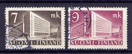 Finnland Nr.269/70        O  Used       (519)