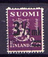 Finnland Nr.277        O  Used       (522)