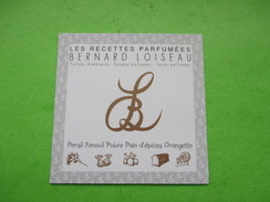BERNARD LOISEAU -  Carte Parfumée - Modern (from 1961)