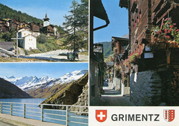 Schweiz - Grimentz - VS Valais