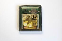 Jeu Nintendo Game Boy Color Harry Potter La Chambre Des Secrets - Nintendo Game Boy