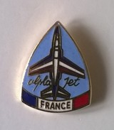 Pin's - Alphajet - France - En Superbe état - - Avions