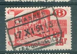 "BELGIE - OBP Nr TR 328 - Cachet  ""FRASNES-LEZ-GOSSELIES"" - (ref. 10.163) - Chemins De Fer"