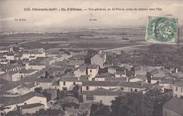 ILE D'OLERON VUE GENERALE DE SAINT PIERRE PRISE DU CLOCHER ACHAT IMMEDIAT - Ile D'Oléron