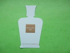 PAUL & JOE -  Carte Parfumée - Modern (from 1961)