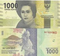 Indonesia 1000 Rupiah 2016. UNC - Indonésie