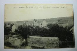 D 95- Auvers Sur Oise - Vue Prise De La Rue Victor Hugo - Auvers Sur Oise