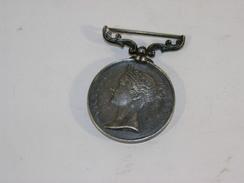 MEDAILLE COMMEMORATIVE DE LA BALTIQUE 1854-1855 - REINE VICTORIA REGINA - Medaglie