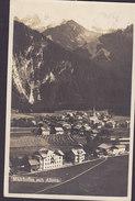Austria PPC Mairhofen Mit Horn MAYERHOFEN 1921 Echte Real Photo Véritable (2 Scans) - Schärding
