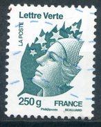 FRANCE   2011   Yvert 4596   Marianne De Beaujard   Marianne Et L'Europe   Oblit / Used
