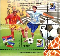 Serbie Serbia Bf 009 Mondial Football South Africa
