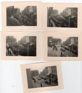 Bastogne Défilé Militaire Soldats Armée Photos 10x7 - Lieux