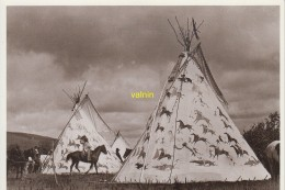 Fort Yates   Sioux Teepees - Autres