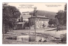 LA LOUVESC - Maison Clairé Et Mont Besse - La Louvesc