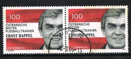 2004 - AUSTRIA - ERNST HAPPEL. USATO - 1945-.... 2a Repubblica