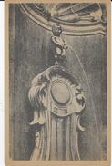 BELGIO - BRUXELLES - MANNEKEN.PIS -  B/N -  NUOVA NV - Monuments