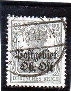 B - Germania 1915 - Occupazione Della Polonia - Occupazione 1914 – 18