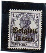B - Germania 1916 - Occupazione Del Belgio (nuovo Linguellato) - Occupazione 1914 – 18