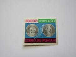 JO202    Paraguay   Monnaie Olympique  MH