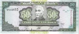 Haiti - Pick 267 - 50 Gourdes 2003 - Unc - Haiti