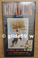 Chaplin Eternel - K7 Vidéo N° 2 - La Ruée Vers L'or - Collection Marshall Cavendish 1998 - Video Tapes (VHS)