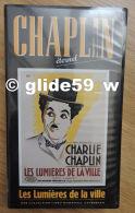 Chaplin Eternel - K7 Vidéo N° 4 - Les Lumières De La Ville - Collection Marshall Cavendish 1998 - Cassettes Vidéo VHS