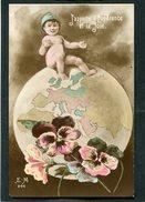 CPA - Les Bébés - J'apporte L'Espérance Et La Joie - Guerre 1914-18